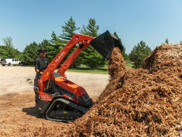 Kubota unveils its first Mini Skid Steer