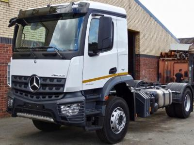 New Mercedes Benz LHD Arocs 2032K 4x2