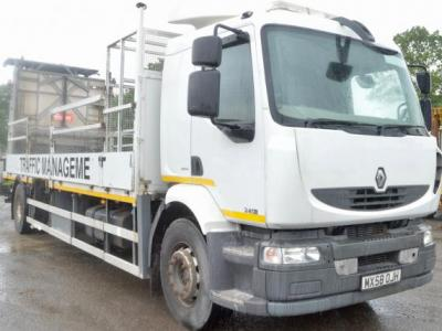 Renault Midlum 240 DXI 4x2 Traffic Management