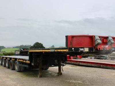 Nooteboom MCO-68-05V 5 Axle Stepframe